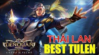 Best TULEN Liên quân mobile của Đội tuyển hàng đầu Thái Lan lên đồ như thế nào?