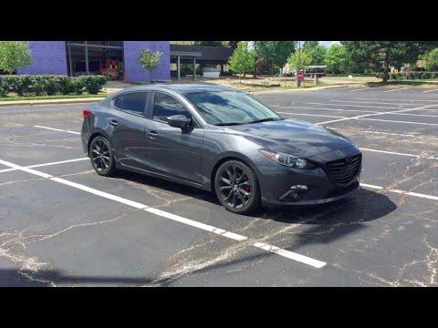 2015 Mazda3 S Touring Full In-Depth Review