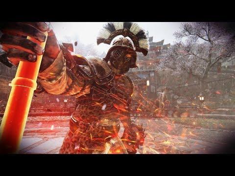 [For Honor] I Make Peacekeeper Break Dance - Gladiator Duels
