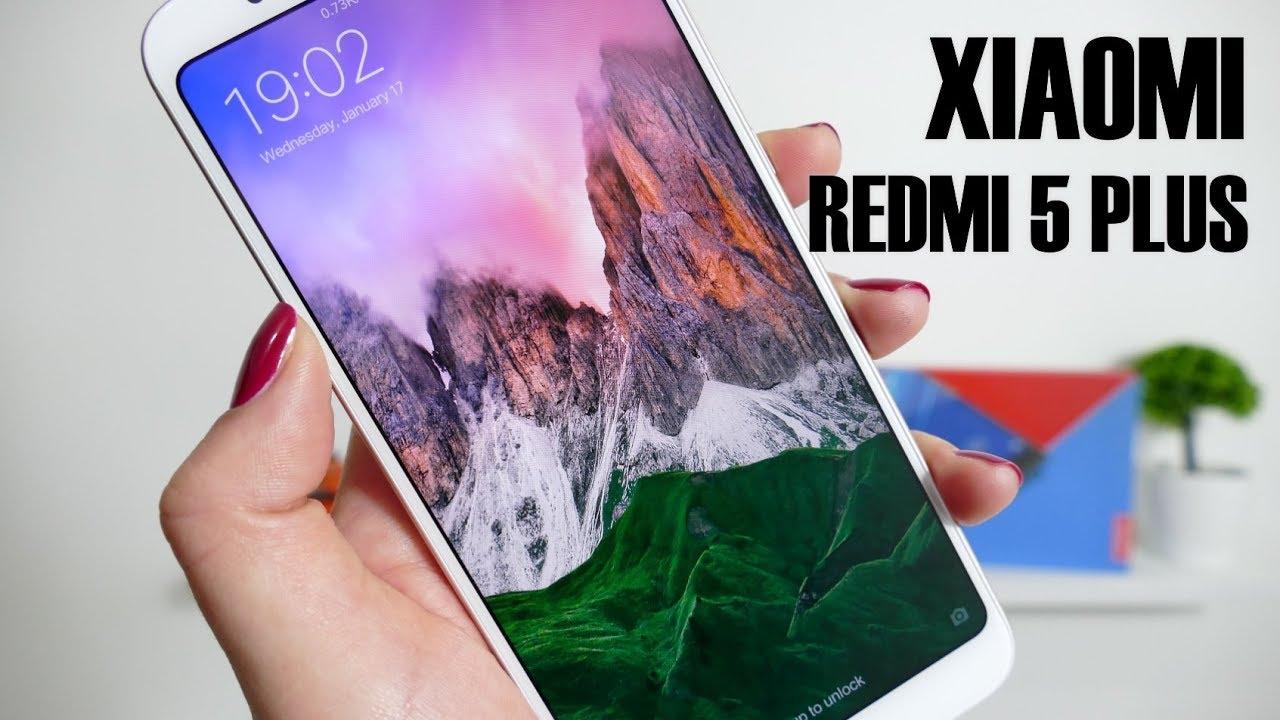 Xiaomi Redmi 5 Plus - REVIEW (em português)