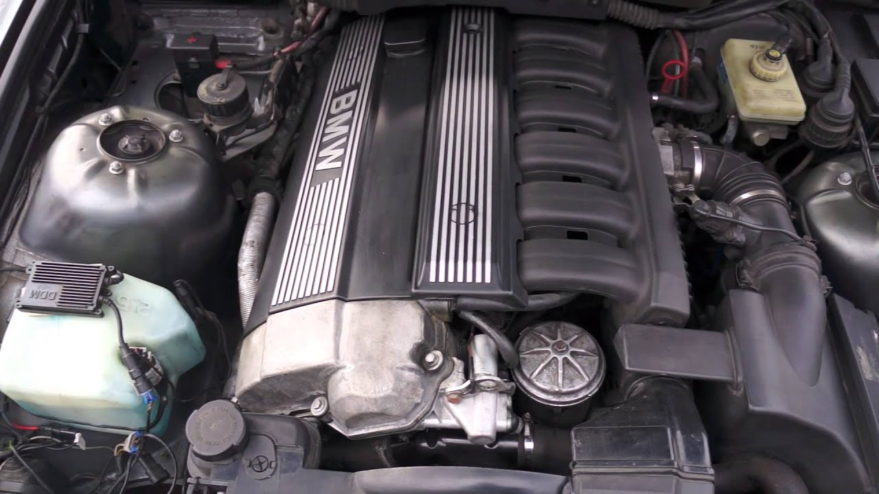 1994 Bmw 325i Rough Idle Youtube