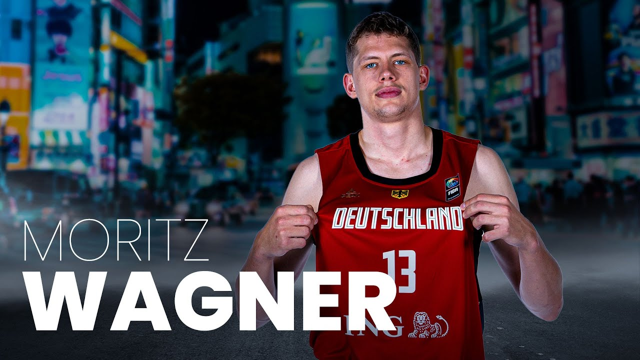 Moritz Wagner's Top Plays for Germany | Players to watch at Tokyo 2020