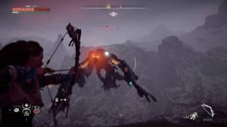 Horizon Zero Dawn Stormbird override
