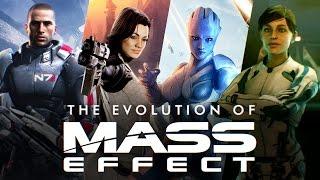 The Evolution of Mass Effect