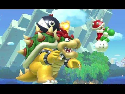 Super Mario Maker - Super Expert 100 Mario Challenge #91