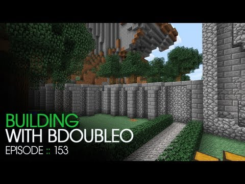 Minecraft Building with BdoubleO - Episode 153 - Vacation Reflection
