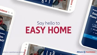 Allianz Assistance Easy H๐me (Full-version)