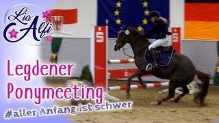 Lia & Alfi - FMA Legdener Ponymeeting 2018 - Teil 1