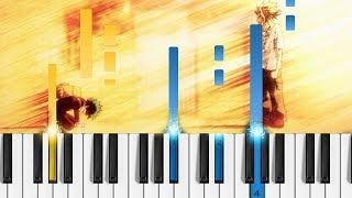 Boku no Hero Academia OST - You can Become a Hero - Piano Tutorial - 君はヒーローになれる - 僕のヒーローアカデミア