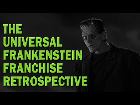 The Universal Frankenstein Franchise Retrospective // DC Classics