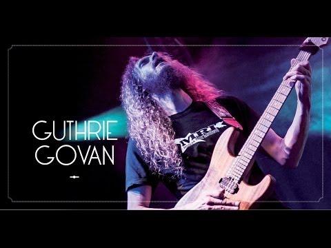 Guthrie Govan - Adelaide International Guitar Festival 2014