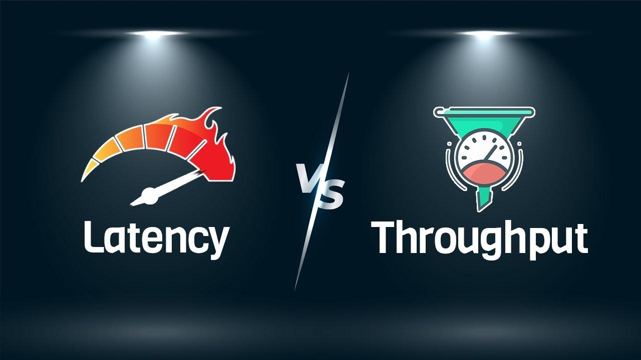 Latency vs Throughput | System Design Essentials