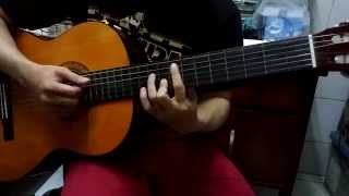 Wina Natalia feat. Abdul & The Coffee Theory - Bahagia Itu Sederhana Guitar Cover , Tutorial