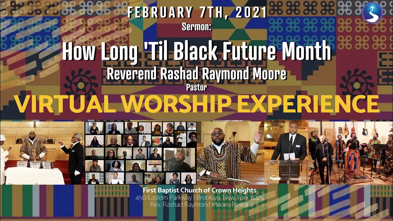Sunday Virtual Worship Service: February 7th, 2021
