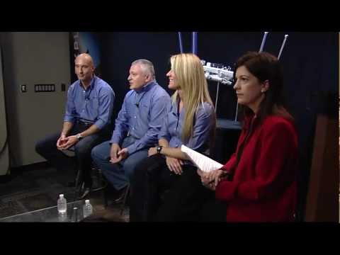 Soon-to-Be Flyers Speak About Space Station Mission