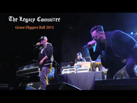 The Legacy Committee - Gravedigger's Ball 2015
