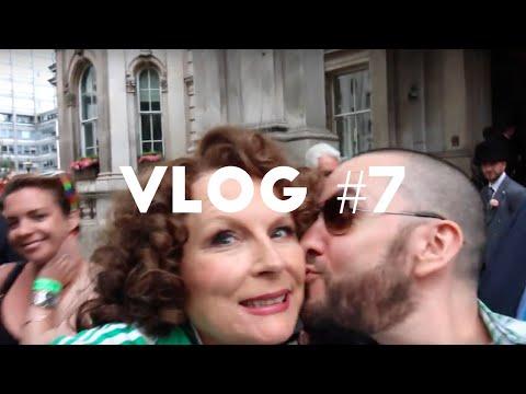 Pride In London 2016 | Absolutely Fabulous | Vlog #7 | philmarriott.net