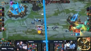 Cloud9 League of Legends - IEM San Jose: Semi Final Highlights vs Alliance