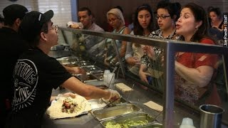 Chipotle Temporarily Closes 43 Locations After E. coli Scare - Newsy