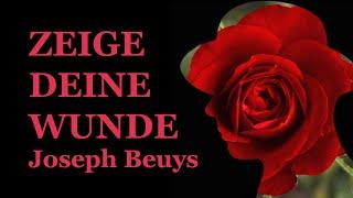 zeige deine wunde kunst und spiritualitt bei joseph beuys