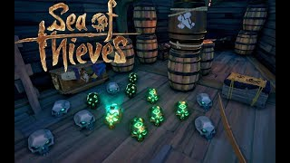 Sea of Thieves Day 2! - Live stream PC