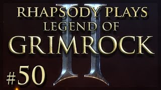 Legend of Grimrock 2: Sarcophagi - Episode 50