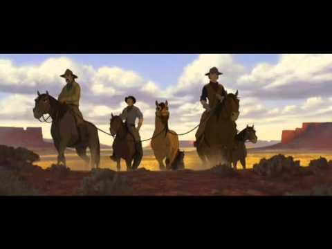 Spirit το Αγριο Αλογο Ελληνικο Τραγουδι απο την Ταινια 3