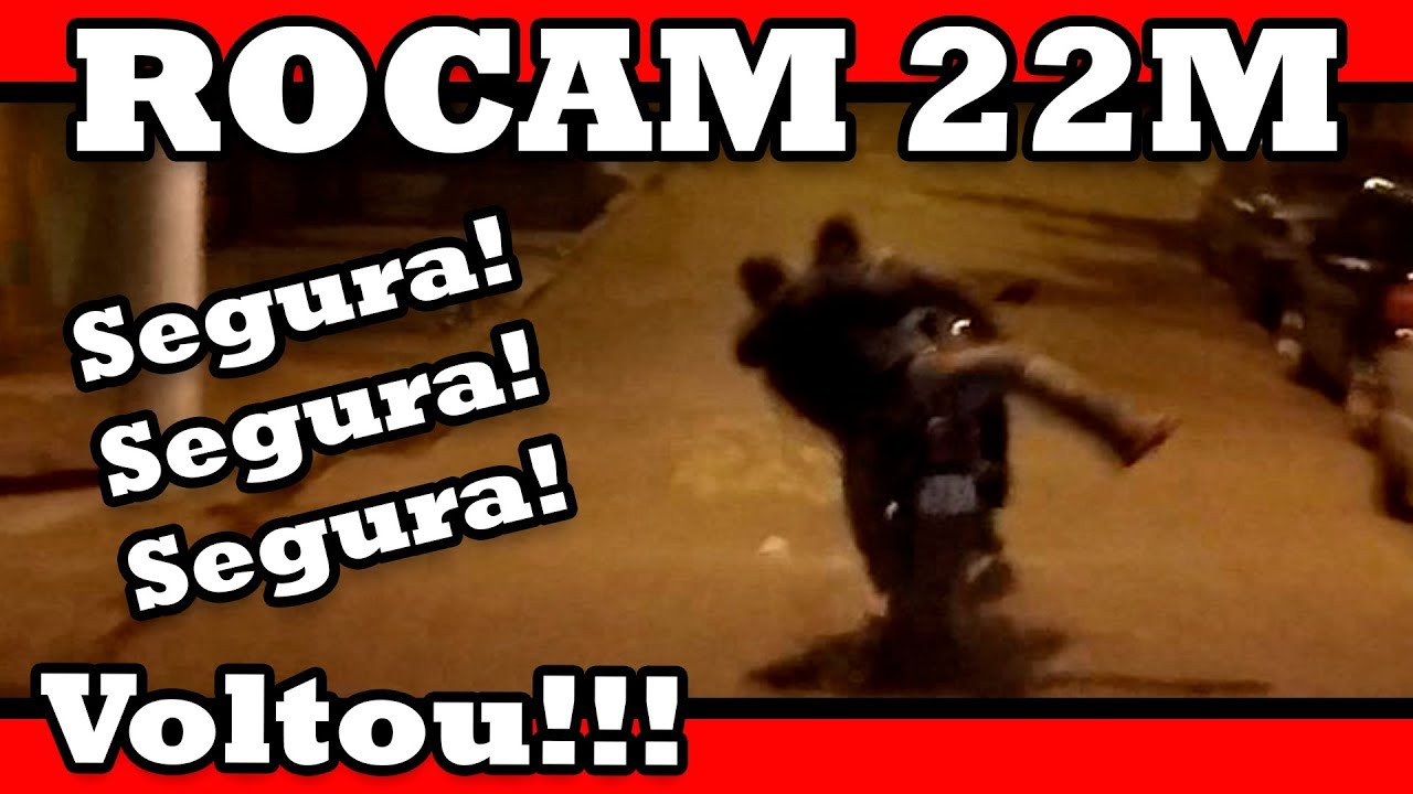 ROCAM 22M PINOTE NA NOITE ZONA SUL