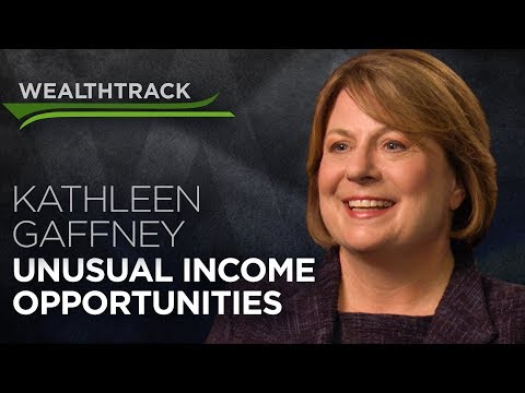 Invest Where Others Fear To Tread For Income And Appreciation: Eaton Vance's Kathleen Gaffney