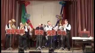 Духовой оркестр Тюменцевского района Алтайского края