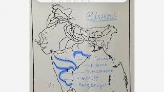Rivers map of India cмотреть видео онлайн бесплатно в высоком качестве - HDVIDEO