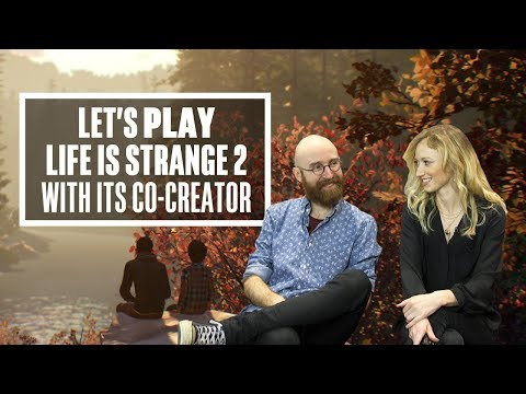 How Dontnod Made Life is Strange 2 - Let's Play Life is Strange 2 With Michel Koch thumbnail