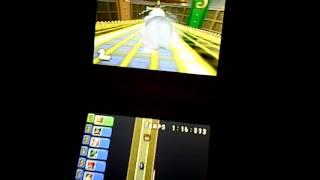 Mario kart cheat code moitié de la coupe etoile