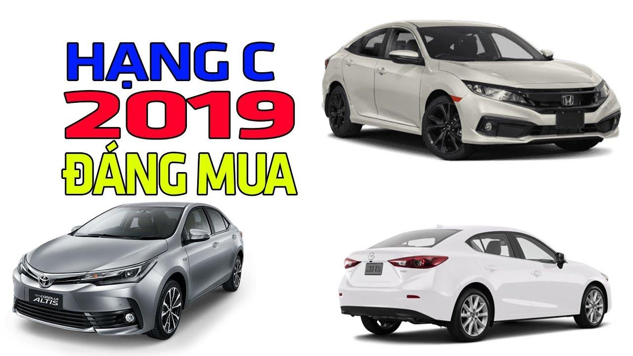 Top 5 xe hạng C đáng mua nhất trong năm 2019 tại VN #txh
