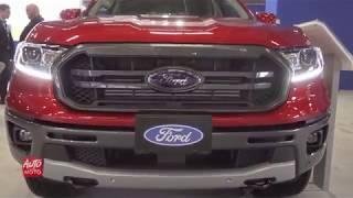 2019 Ford Ranger FX4 - Exterior Walkaround - 2019 Montreal Auto Show