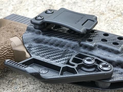 Should I add a claw to my holster?  AIWB