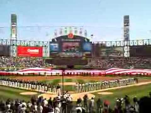White Sox opening day 2008