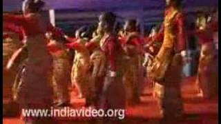 Bihu dance, Harvest festival, Folk dance, Assam, India