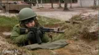 Вот Почему Девушкам Нельзя в Армию