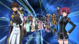 Anime Zone: Code Geass Anime Review