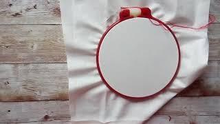 Уроки вышивки. Гобеленовый шов