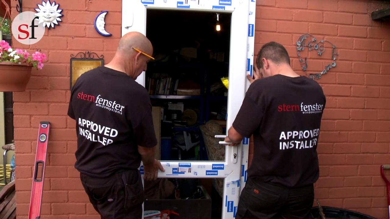 Upvc door installation guide youtube upvc door installation guide rubansaba