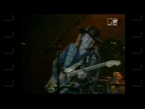 Stevie Ray Vaughan -  I'm Goin' Down (with Jeff Beck) 10/28/1989