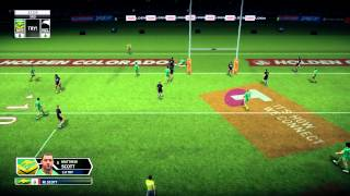 Rugby League Live 3 Gameplay - Australia vs New Zealand - (PS4/XB1)