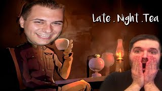 LATE NIGHT DRAMA AND TEA WITH EZ LIFE SLOT JACKPOTS + SPECIAL GUEST: SDGUY!