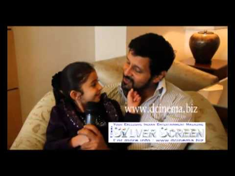 Thumbnail: An Interview With Actor Vikram & Baby Sara