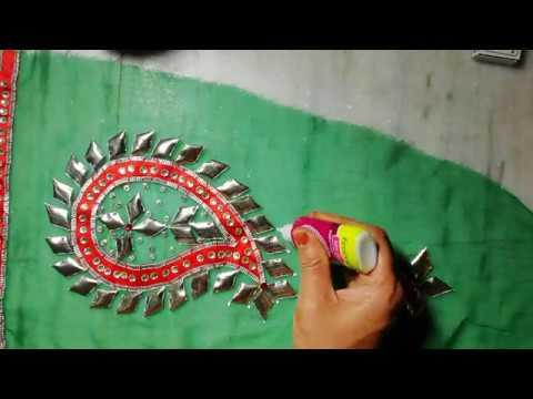 Rajputi poshak design