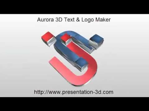 3d text generator and