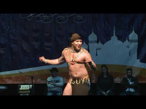 Luxor on Week of Arabian Culture in Saint Petersburg