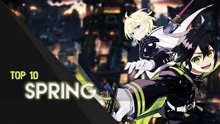 Top 10 Spring Anime 2015 (Non-Sequel Ver.)